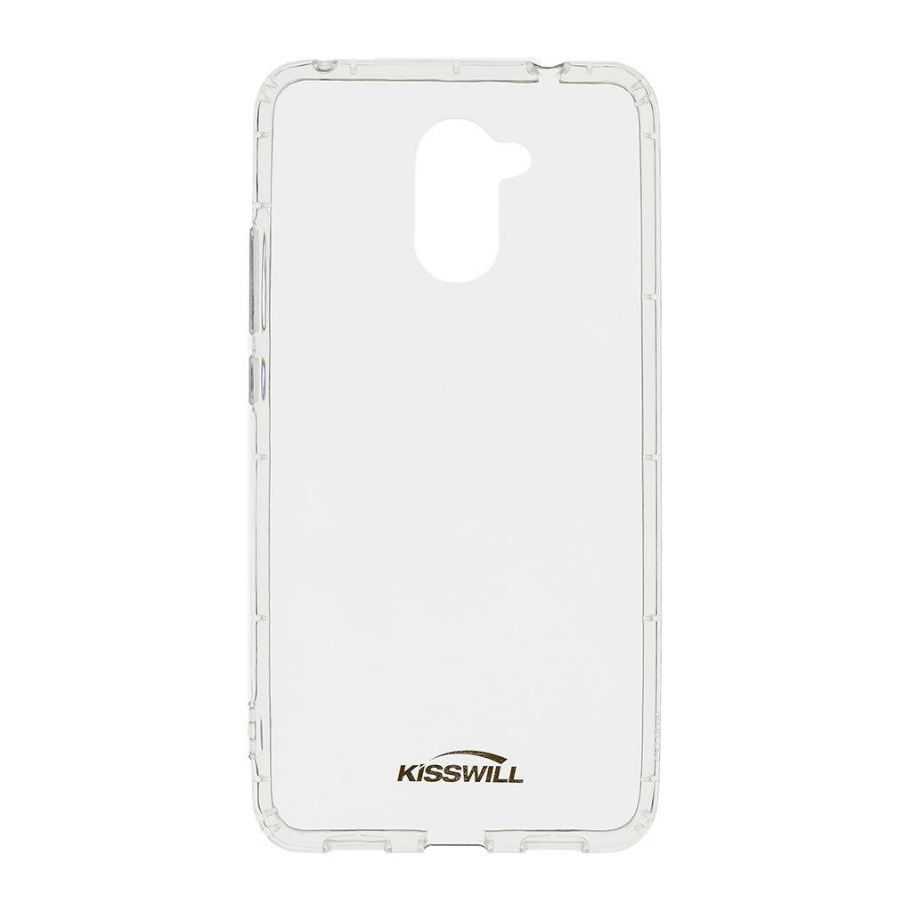 Kisswill Air Around silikonové pouzdro pro Asus ZenFone 4 Selfie Pro ZD552KL, transparentní
