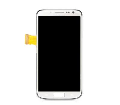 LCD + dotyková deska + kryt pro Samsung Galaxy S4 mini VE white (Service Pack)