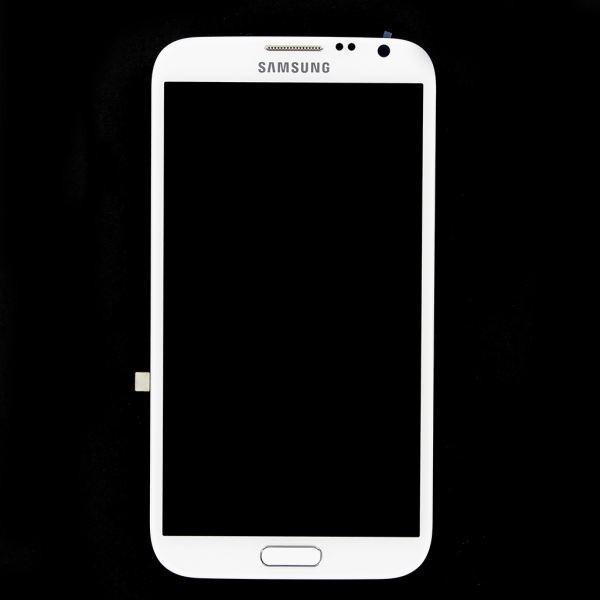 LCD + dotyk + př. kryt Samsung Galaxy S III white