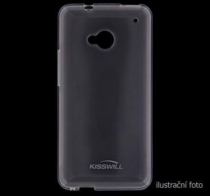 Kryt ochranný Kisswill pro Samsung G388F Galaxy Xcover 3, transparent