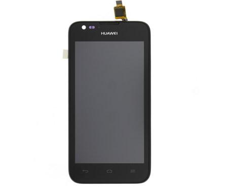 LCD + dotyk + př. kryt Huawei Ascend Y550 black