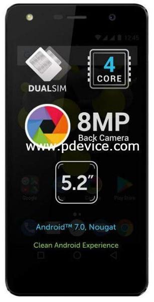 Allview A9 Lite DualSIM Black
