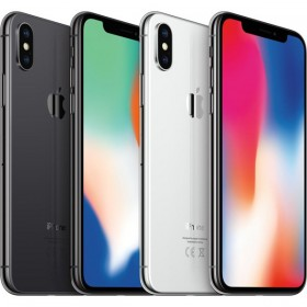 Mobilní telefon Apple iPhone X 64GB Silver