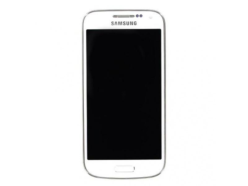 LCD + dotyk + př. kryt Samsung Galaxy S4 Zoom white