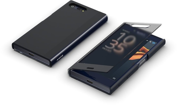 Sony Style Cover Touch pouzdro flip SCTF20 Sony Xperia X Compact black