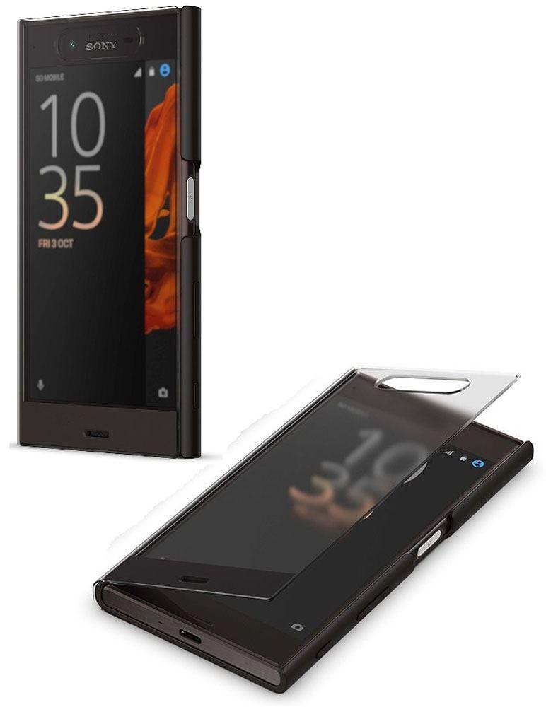 Sony Style Cover Touch pouzdro flip SCTF10 Sony Xperia XZ black