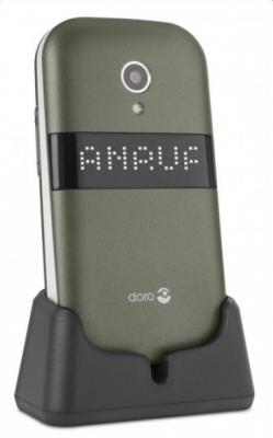 Mobilní telefon Doro 6050 Chanpagne