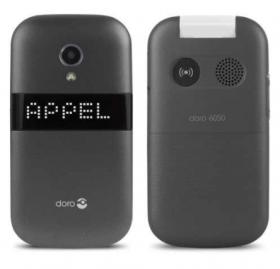 Mobilní telefon Doro 6050 Graphite