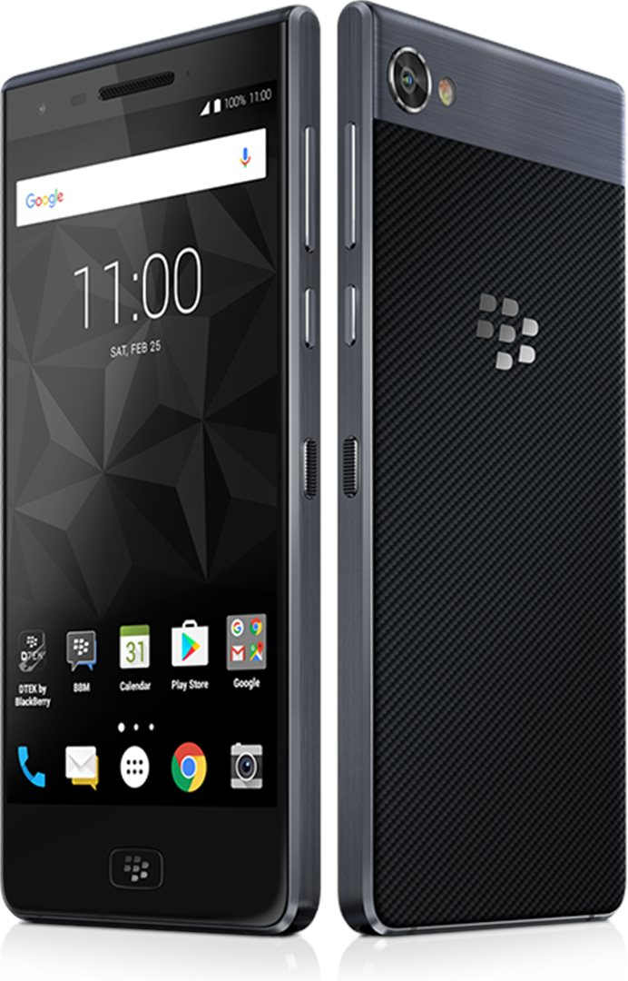 BlackBerry Motion Black