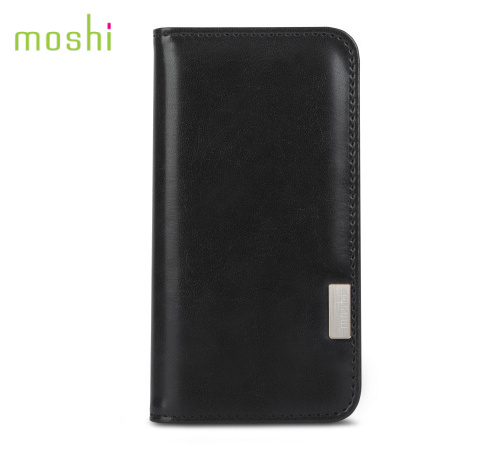 Moshi Overture pouzdro flip Apple iPhone 7/8 charcoal black