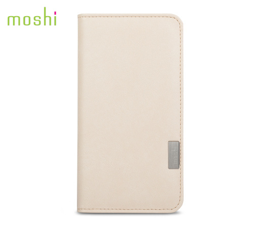 Moshi Overture pouzdro flip Apple iPhone 7/8 Sahara white
