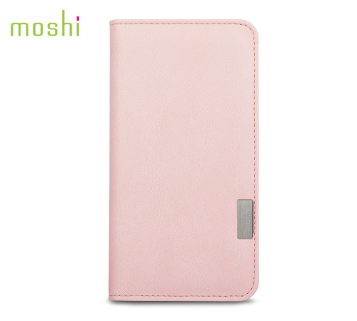 Moshi Overture pouzdro flip Apple iPhone 7/8 daisy pink