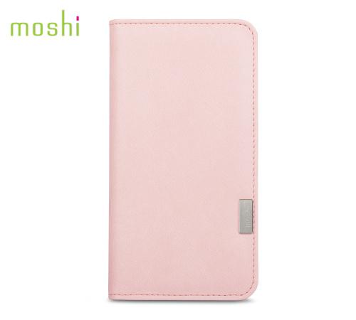 Moshi Overture pouzdro flip Apple iPhone 7 Plus /8 Plus daisy pink