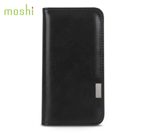 Moshi Overture pouzdro flip Apple iPhone 7 Plus /8 Plus charcoal black