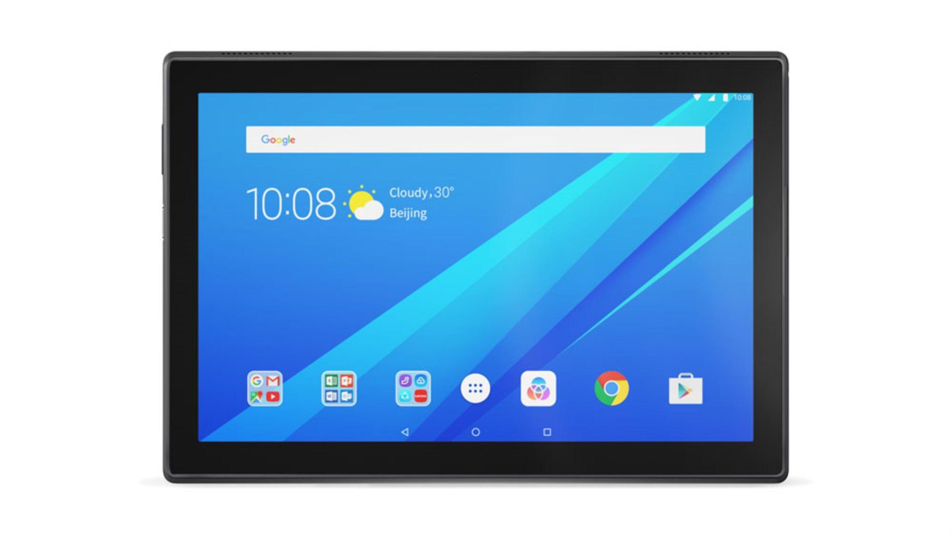 Lenovo Tab4 10 LTE ZA2K0108CZ Black