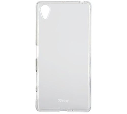 Kryt ochranný Roar pro Sony Xperia X (F5121), transparent
