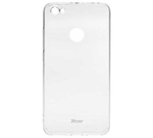 Kryt ochranný Roar pro Huawei Mate 10 Pro, transparent
