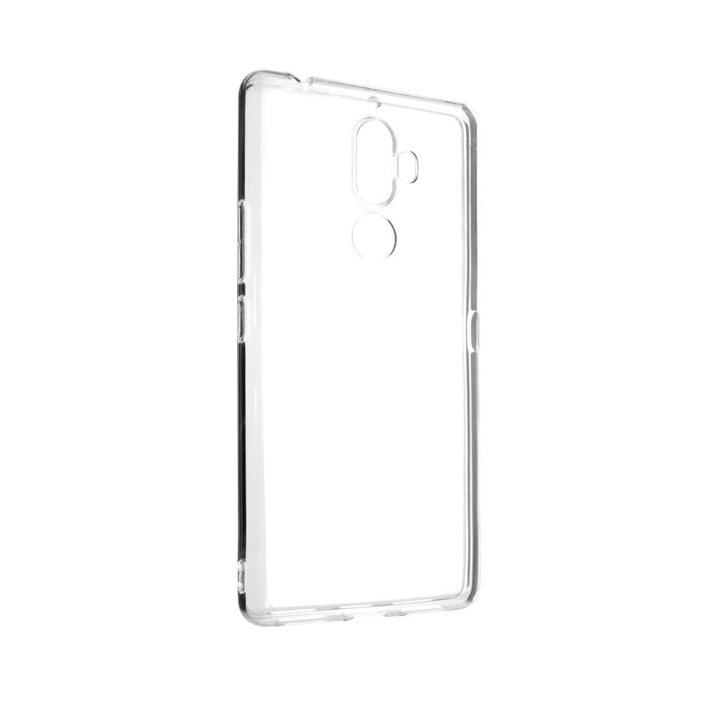 Ultratenké TPU gelové pouzdro FIXED Skin pro Lenovo K8 Note, 0,5 mm, čiré