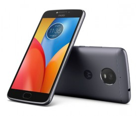 Lenovo Moto E4 Plus DS Iron Grey