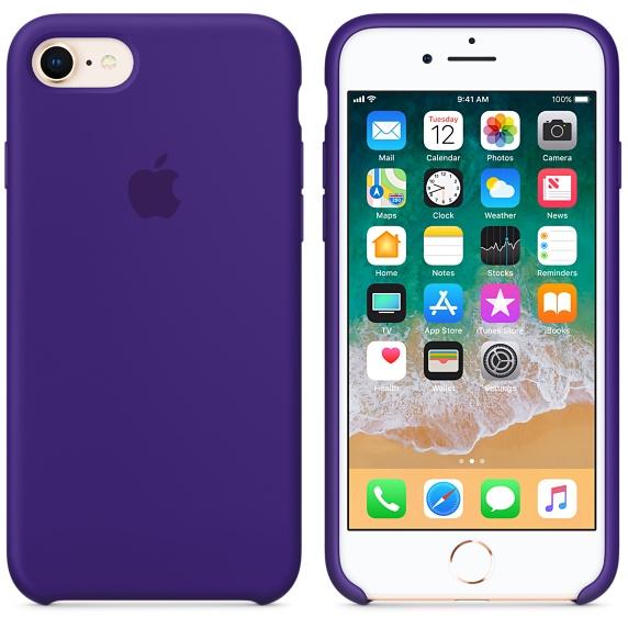 Originální kryt APPLE pro iPhone 8/7, Ultra Violet