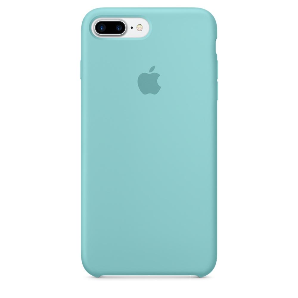 Originální kryt Apple pro iPhone 7 PLUS, Sea Blue
