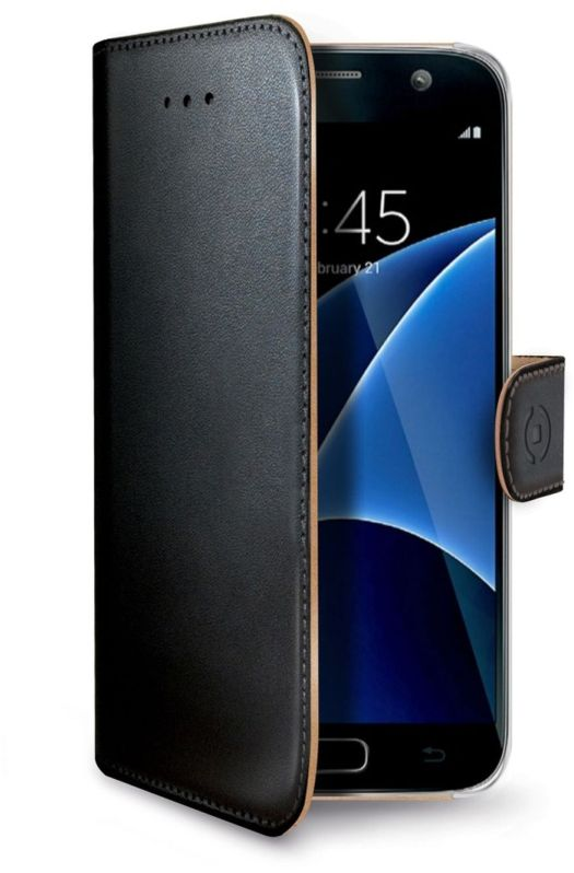 CELLY Wally pouzdro flip LG V30 black