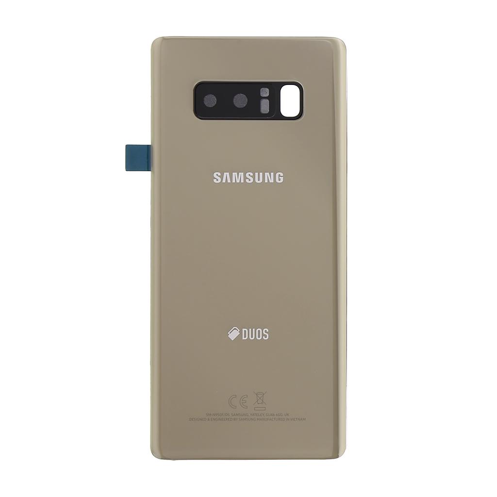 Kryt baterie GH82-14985D Samsung Galaxy Note 8 gold