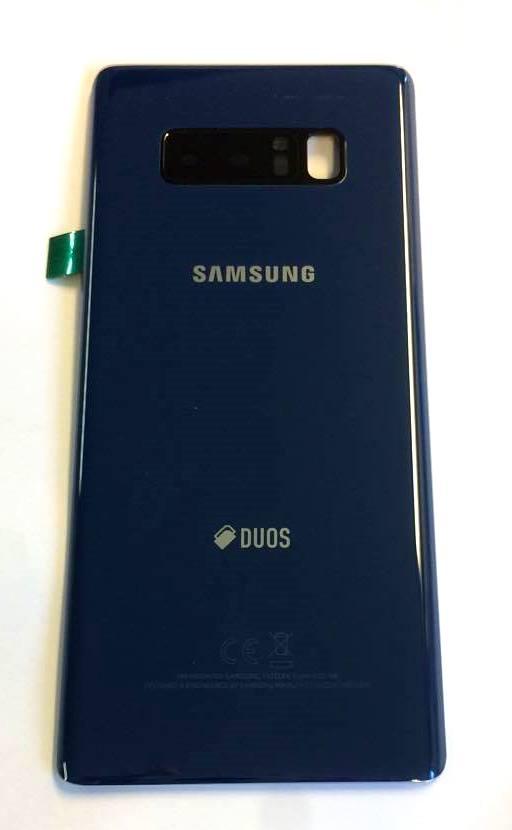 Kryt baterie GH82-14985B Samsung Galaxy Note 8 blue