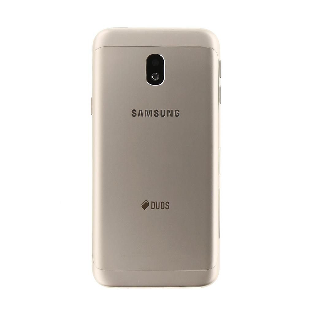 Kryt baterie GH82-14891C Samsung Galaxy J3 2017 gold