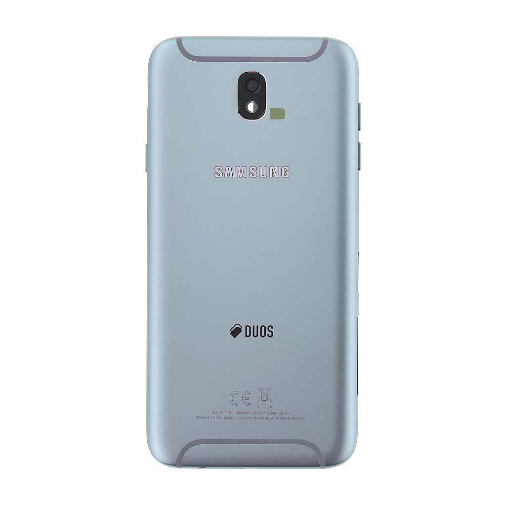 Kryt baterie GH82-14448B Samsung Galaxy J7 2017 silver