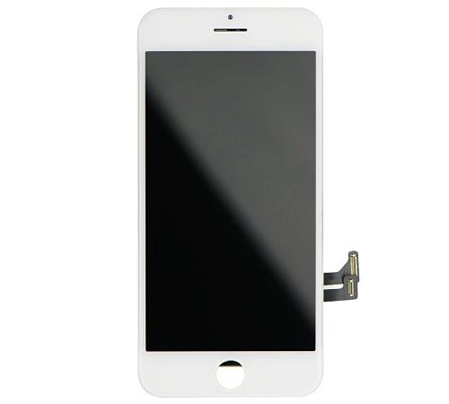 LCD + dotyková jednotka pro Apple iPhone 8, white (OEM-AAA)
