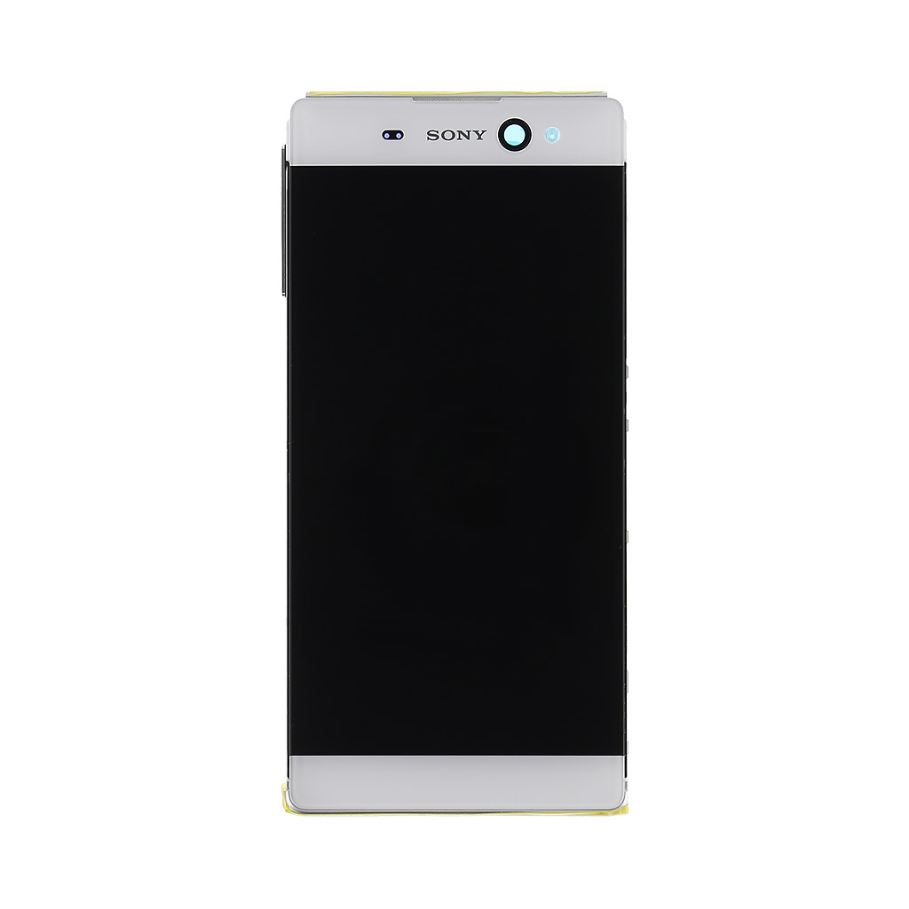 LCD + dotyk + kompletní krytny Sony Xperia XA Ultra white (Service Pack)