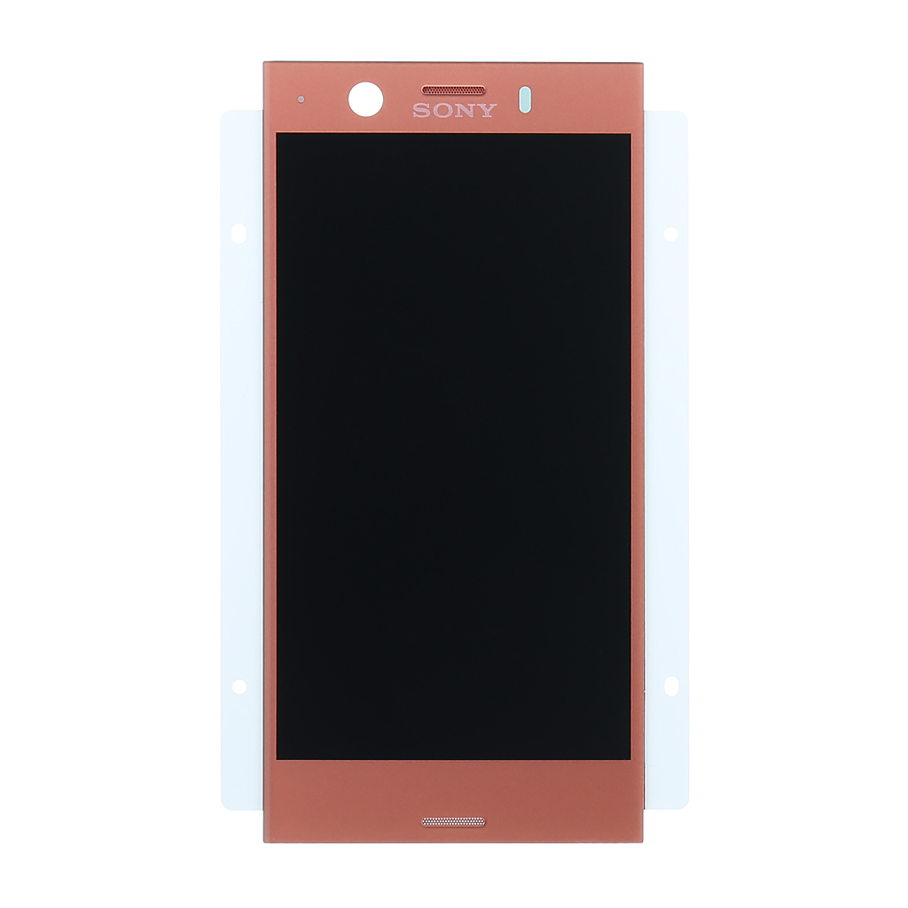 LCD + dotyková deska Sony Xperia XZ1 Compact pink service pack