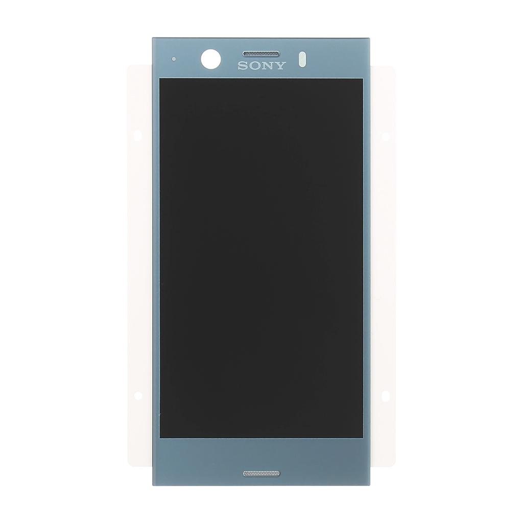 LCD + dotyková deska Sony Xperia XZ1 Compact blue service pack