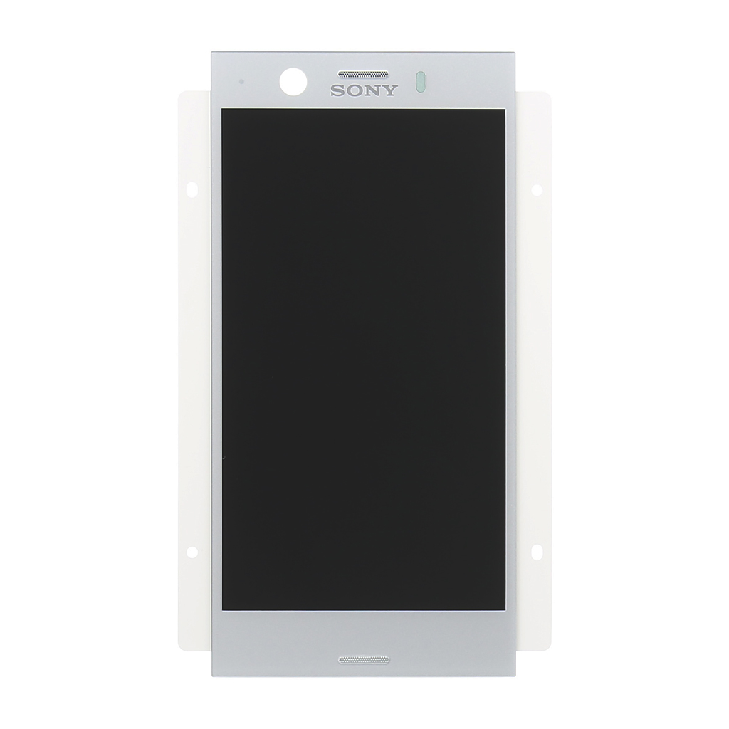 LCD + dotyková deska Sony Xperia XZ1 Compact silver service pack