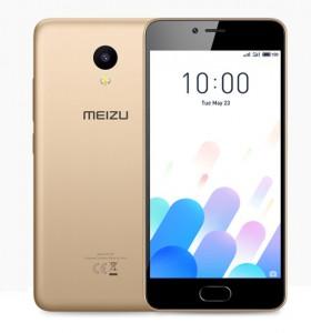 Mobilní telefon MeiZu M5C M710H Gold