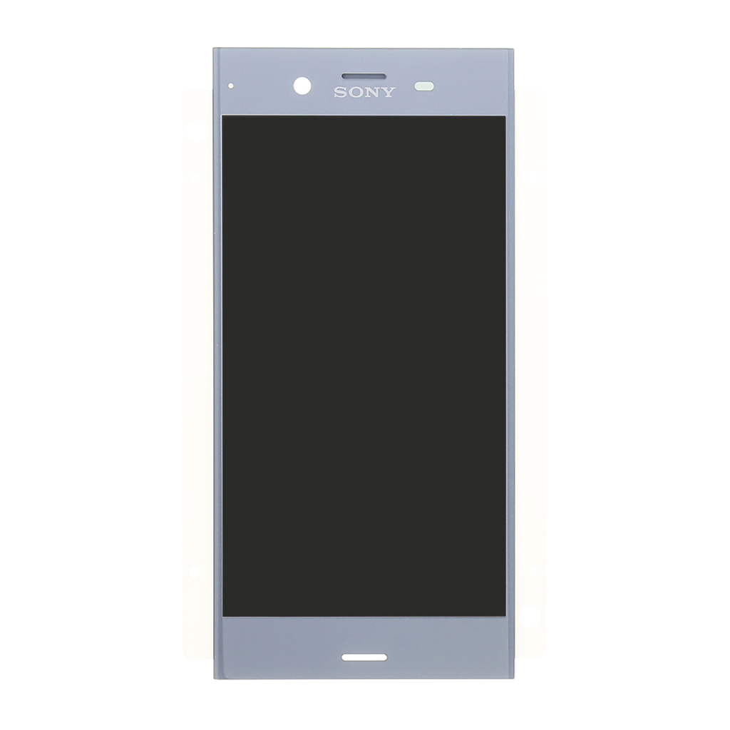 LCD + dotyková deska Sony Xperia XZ1 G8341, blue (service pack)
