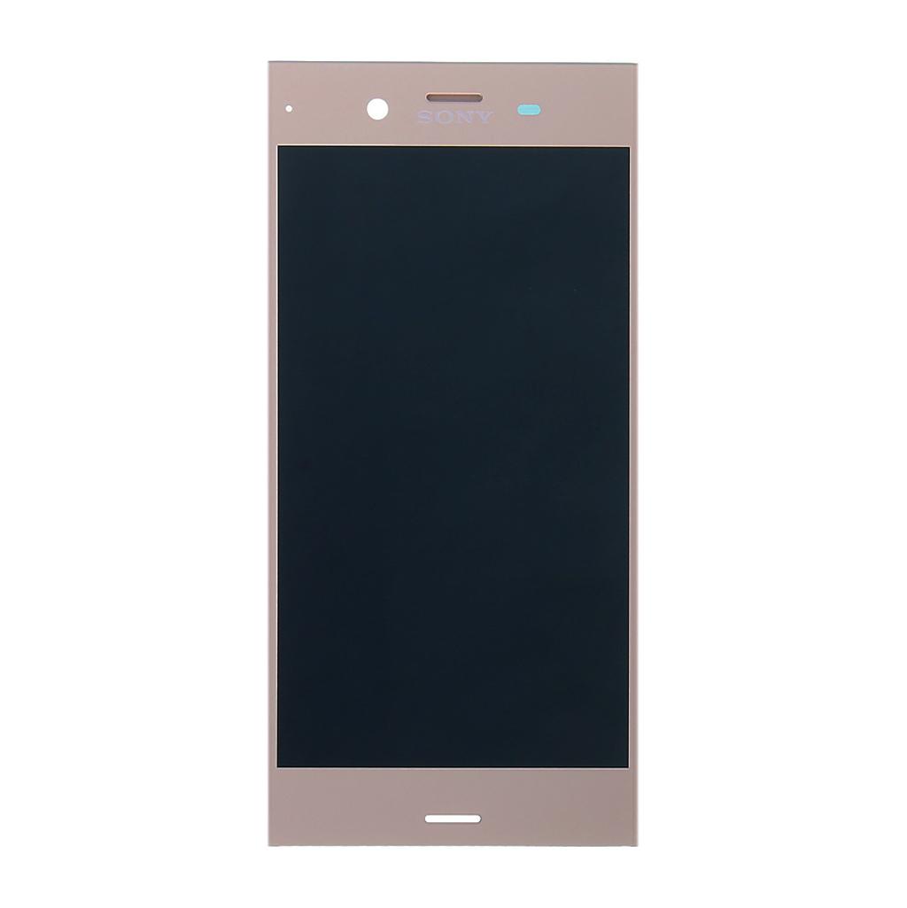 LCD + dotyková deska Sony Xperia XZ1 G8341, rose (service pack)