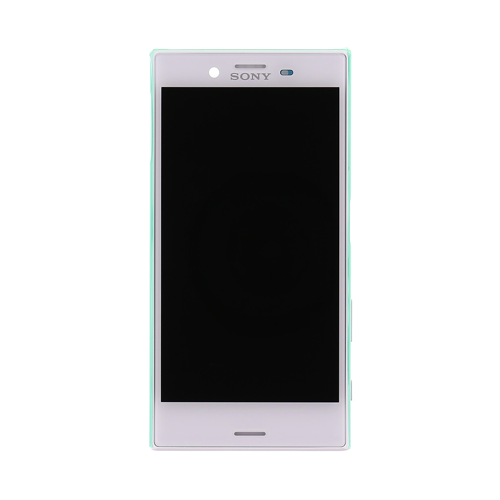 LCD + dotyk + kompletní kryt Sony Xperia X Compact, white (service pack)