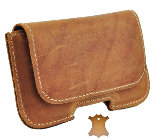 Forcell Classic 200A Model 10 horizontální pouzdro na pásek brown