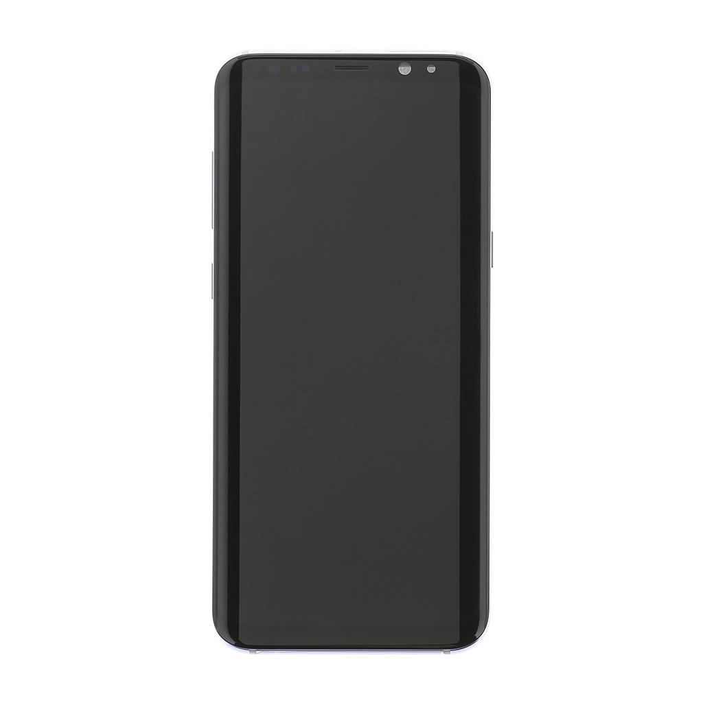 LCD + dotyková deska Samsung Galaxy S8 Plus, violet (service pack)