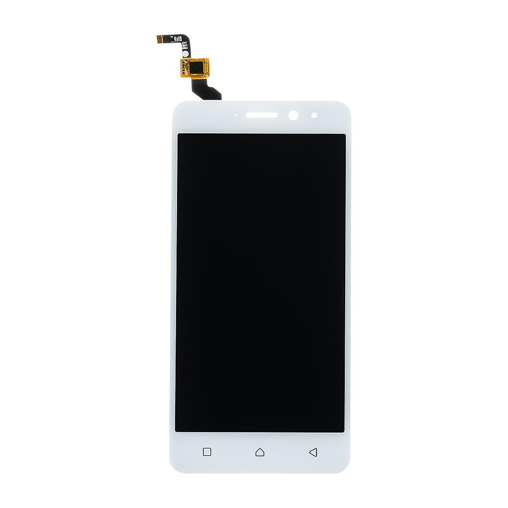 LCD + dotyková deska Lenovo K6/K6 Power, white (service pack)