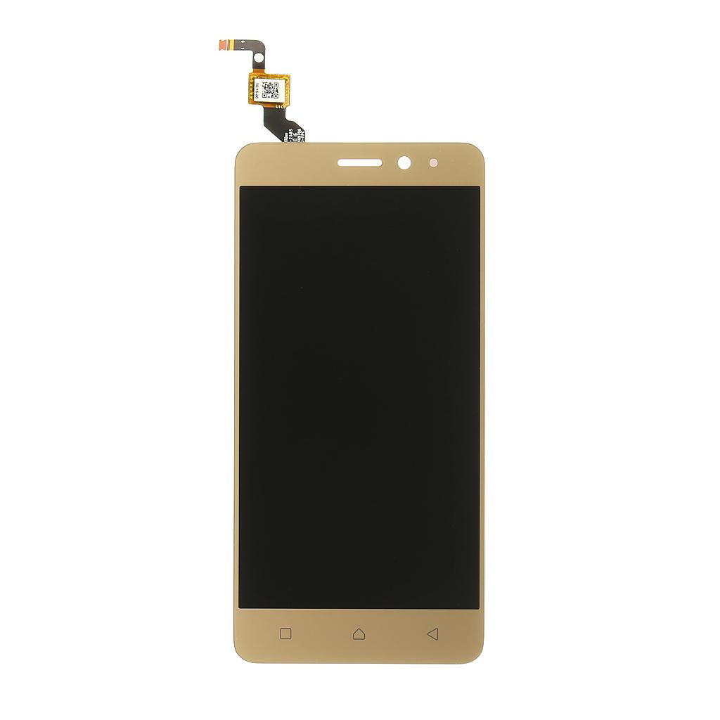 LCD + dotyková deska Lenovo K6, gold