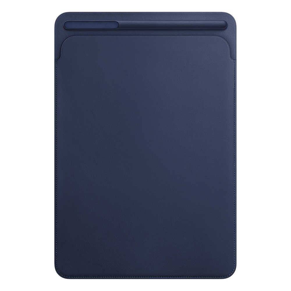 APPLE Leather Sleeve pouzdro Apple iPad Pro 10.5'' midnight blue