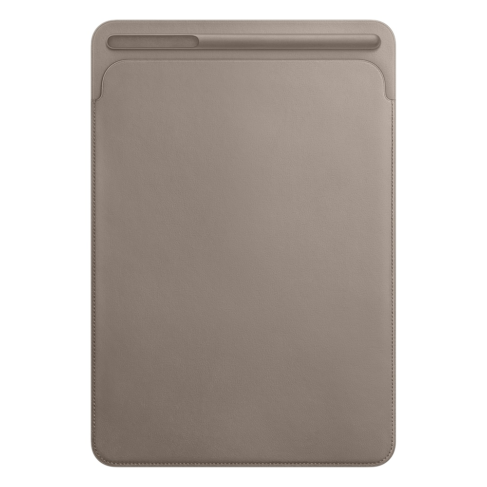 APPLE Leather Sleeve pouzdro Apple iPad Pro 10.5'' taupe