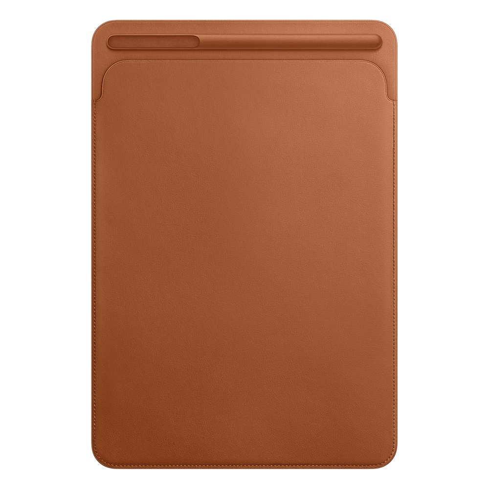 APPLE Leather Sleeve pouzdro Apple iPad Pro 10.5'' saddle brown