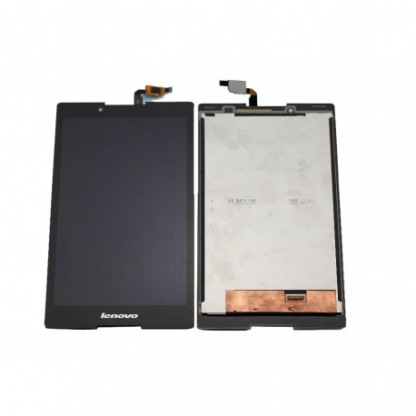 LCD display + dotyková deska pro Lenovo S8 play, black