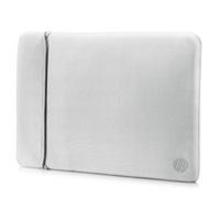 "HP 15.6"" Reversible Sleeve pouzdro neopren black / silver"