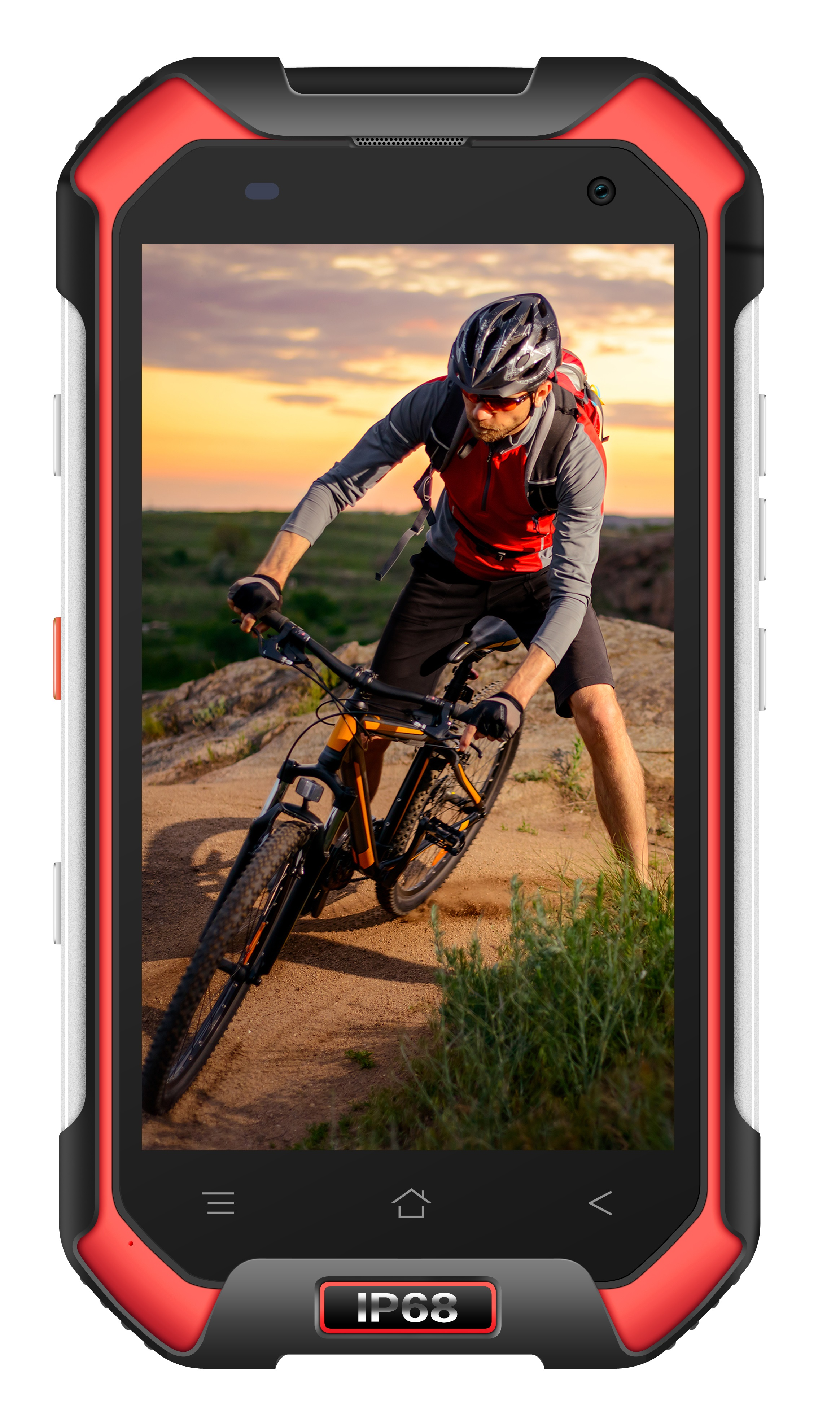 iGET Blackview GBV6000S Apollo Red