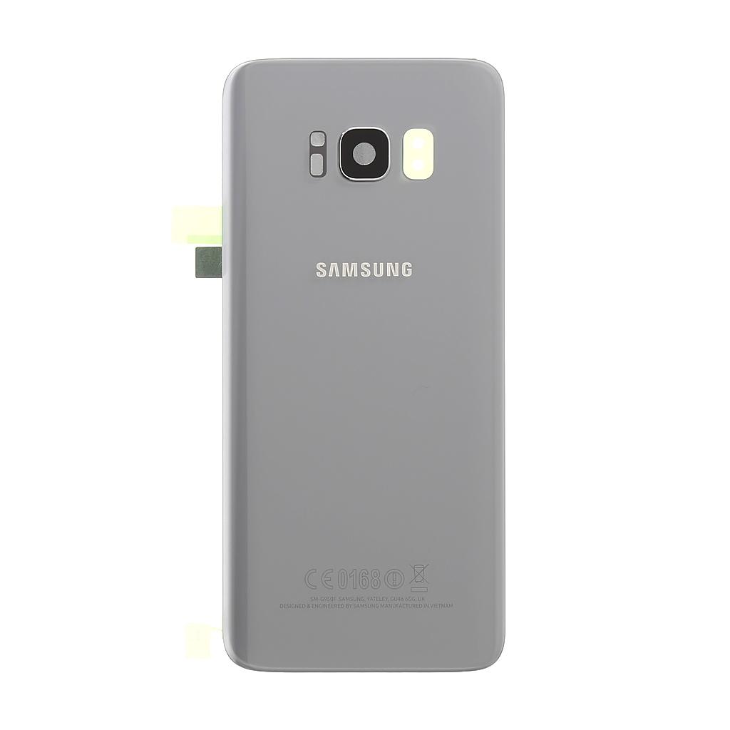 Kryt baterie GH82-13962B Samsung Galaxy S8 silver
